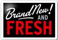 brand new content