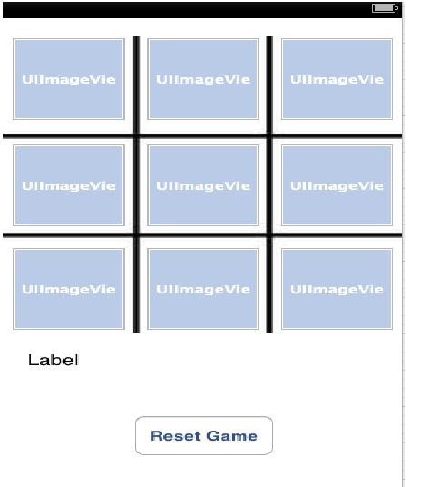 Tic Tac Toe Game for Apple iOS